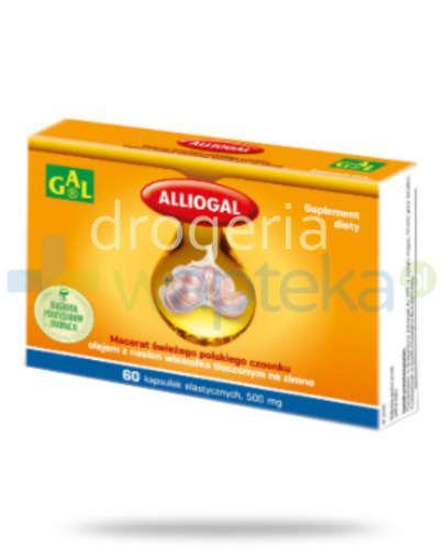 GAL Alliogal 60 kapsułek