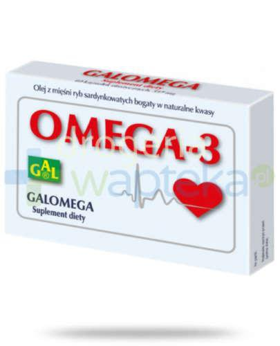 GAL Omega-3 150 kapsułek