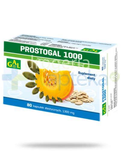 GAL Prostogal 1000 1300 mg 80 kapsułek