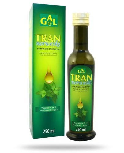 GAL Tran Norweski o aromacie miętowym 250 ml