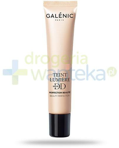 Galenic Teint Lumiere krem DD SPF25 40 ml  whited-out