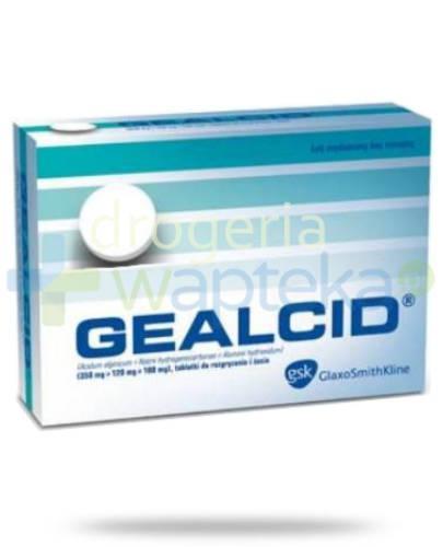 Gealcid 24 tabletki