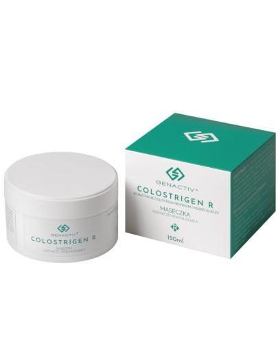 GenActiv Colostrigen R maseczka odżywczo-rewitalizująca 150 ml