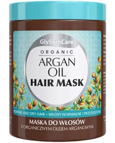 GlySkinCare Argan Oil maska do włosów z olejem arganowym 300 ml