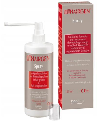 Hairgen Spray hamujący wypadanie włosów 125 ml