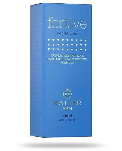Halier Men Fortive odżywka zapobiegająca wypadaniu włosów 150 ml
