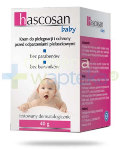 Hascosan baby krem 40 g