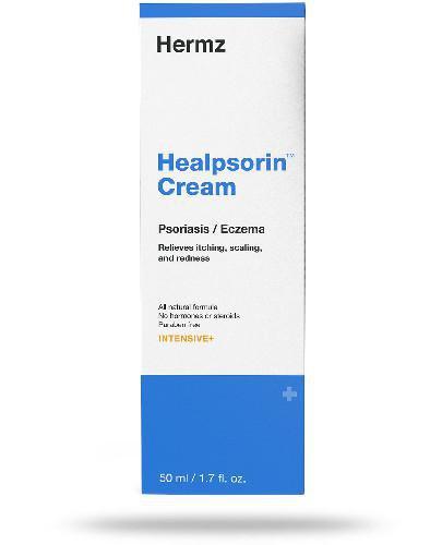 Healpsorin krem na łuszczycę i egzemę 50 ml