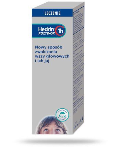Hedrin płyn przeciw wszawicy 100 ml