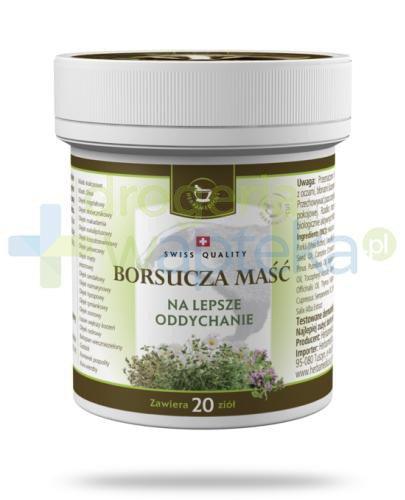 Herbamedicus Borsucza maść 125 ml