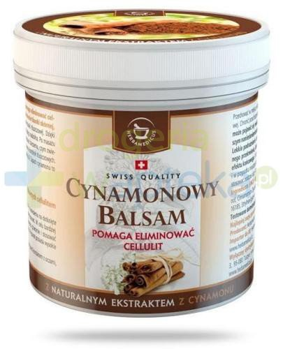 Herbamedicus Cynamonowy balsam 250 ml