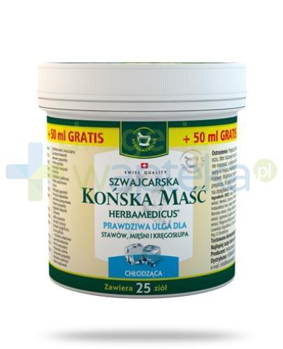 Herbamedicus Maść końska chłodząca 250 ml
