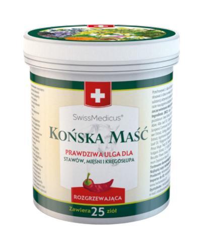 Herbamedicus Maść końska rozgrzewająca 250 ml