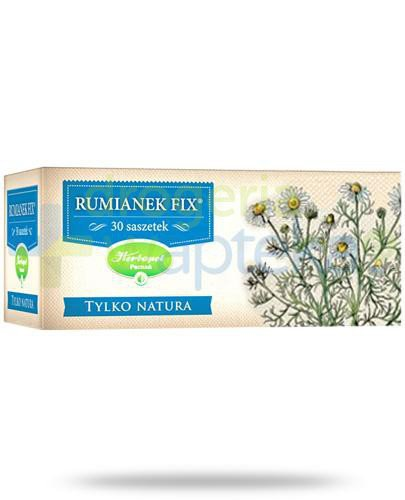 Herbapol Tylko Natura Rumianek Fix zioła do zaparzania 30 saszetek