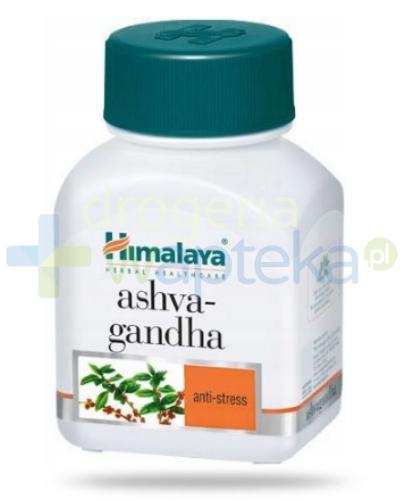 Himalaya Ashvagandha 60 kapsułek