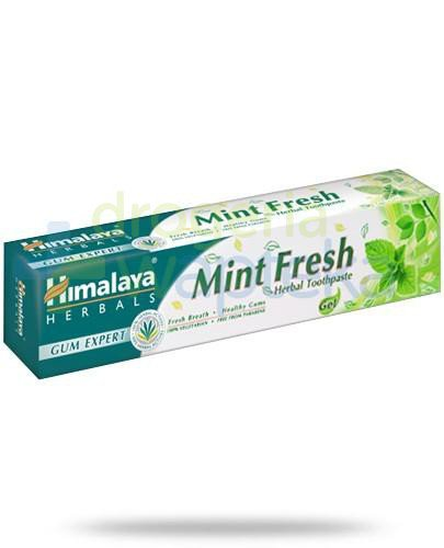 Himalaya Mint Fresh ziołowa pasta do mycia zębów w żelu 75 g