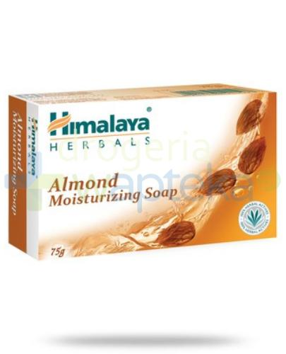 Himalaya mydło migdałowe nawilżające 75 g