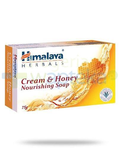 Himalaya mydło oczyszczające mleko i miód 75 g