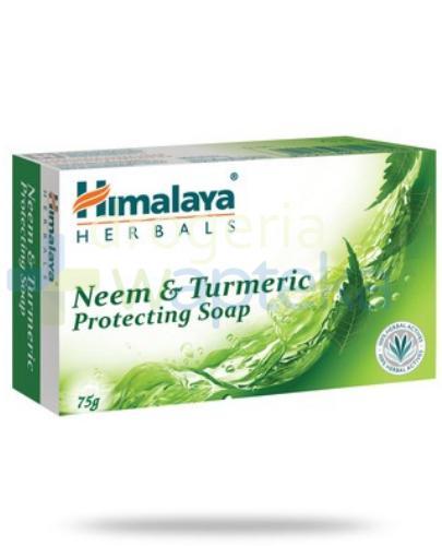Himalaya mydło oczyszczające neem i kurkuma 75 g