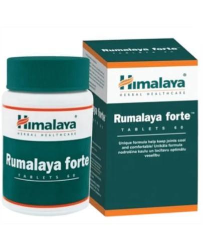 Himalaya Rumalaya forte 60 tabletek