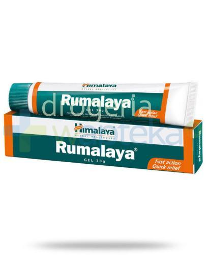 Himalaya Rumalaya żel kojący 30 g