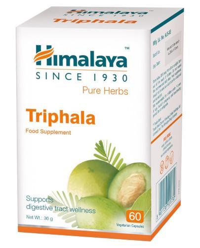 Himalaya Triphala 60 kapsułek