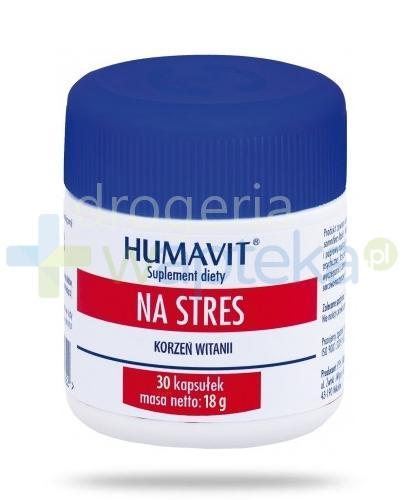 Humavit Na Stres 30 kapsułek