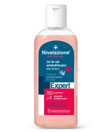 Ideepharm Nivelazione Skin Therapy antybakteryjny żel do rąk dla dzieci 50 ml