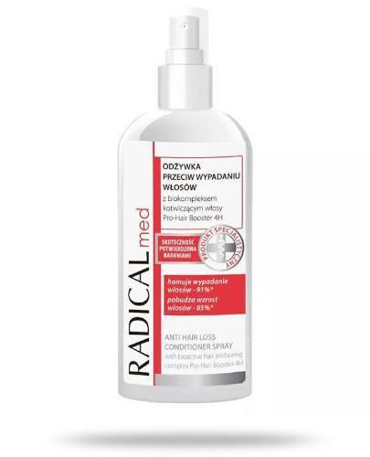 Ideepharm Radical Med odżywka przeciw wypadaniu włosów 200 ml
