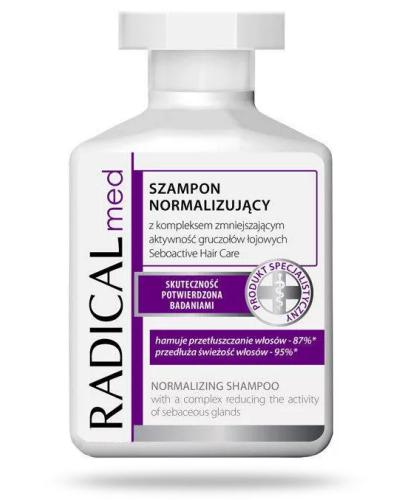 Ideepharm Radical Med szampon normalizujący 300 ml