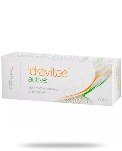 Idravitae Active krem multiwitaminowy z liposomami 63 ml