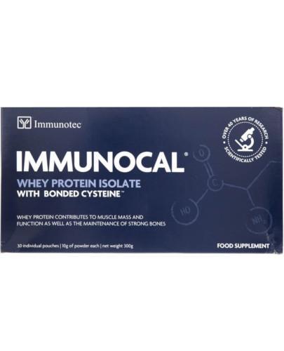 Immunocal izolat białka serwatki 30x 10 g + kubek [GRATIS][DARMOWA DOSTAWA]