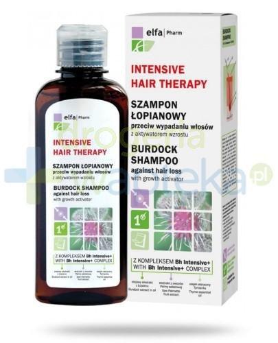 Intensive Hair Therapy Szampon łopianowy do włosów z kompleksem Bh Intensive + przeciw ...