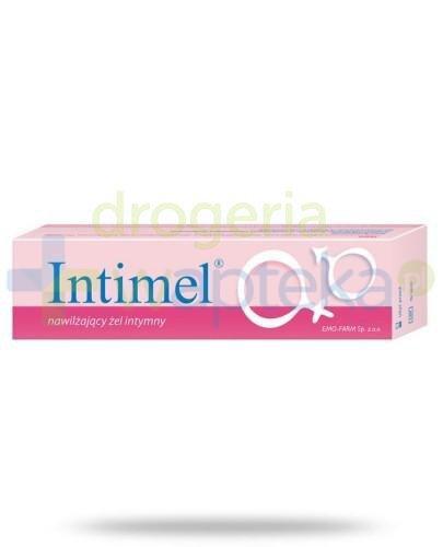Intimel nawilżający żel intymny dla kobiet 30 g
