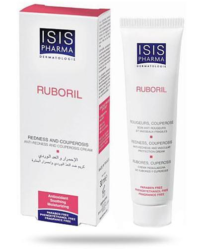 Isis Ruboril krem do skóry ze skłonnością do rumienia 30 ml