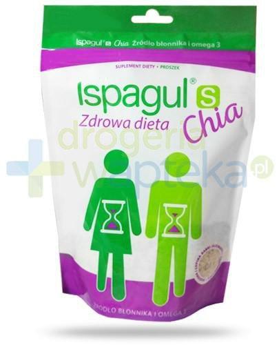 Ispagul S Chia zdrowa dieta proszek 200 g