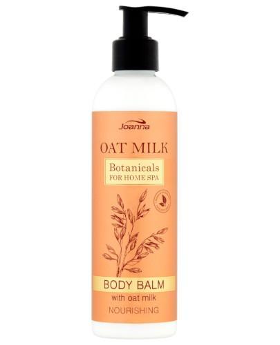 Joanna Botanicals Oat Milk Body Balm, odżywczy balsam do ciała z mleczkiem owsianym 240 ...