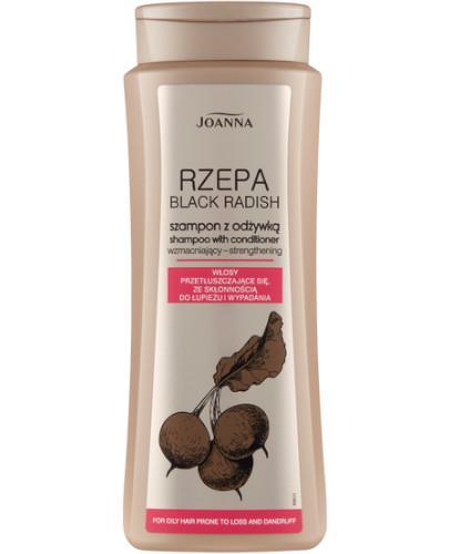 Joanna Rzepa szampon wzmacniający z odżywką 200 ml