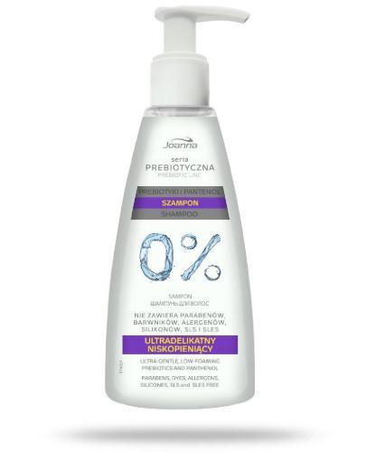 Joanna Seria Prebiotyczna ultradelikatny szampon do włosów 200 ml