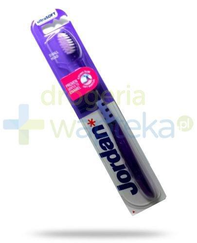 Jordan Target Sensitive ultrasoft szczotka do zębów bardzo miękka 1 sztuka