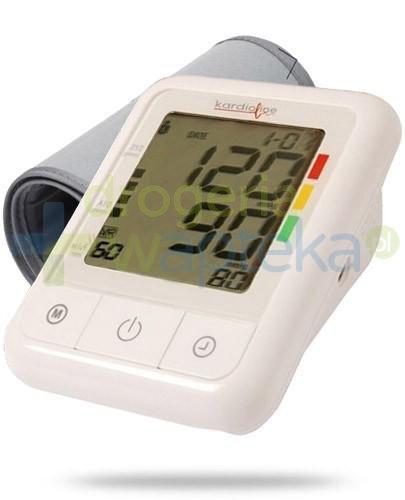 Kardioline KL 200 ciśnieniomierz automatyczny naramienny 1 sztuka