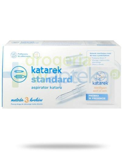 Katarek Standard aspirator kataru dla dzieci 0+ 1 sztuka