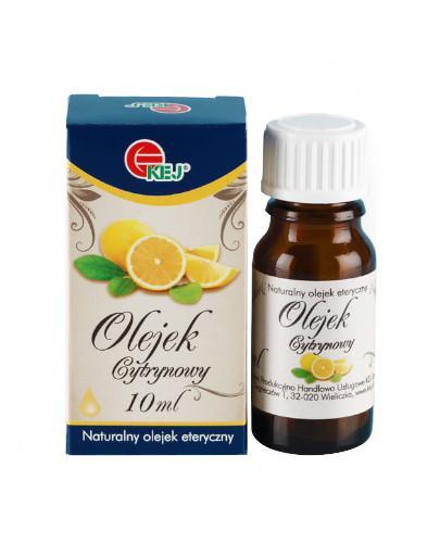 KEJ Olejek eteryczny cytrynowy 10 ml