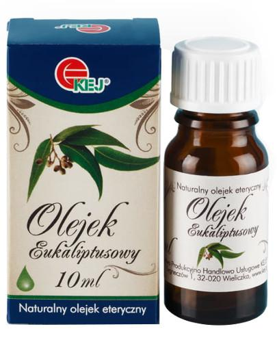 KEJ Olejek eteryczny eukaliptusowy 10 ml