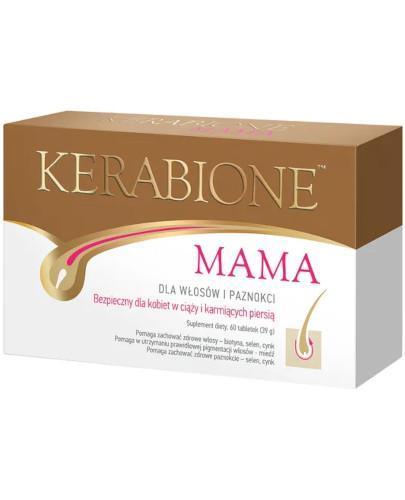 Kerabione Mama 60 tabletek