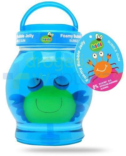 Kidi Krab galaretka do kąpieli o zapachu gumy balonowej 520 ml  whited-out