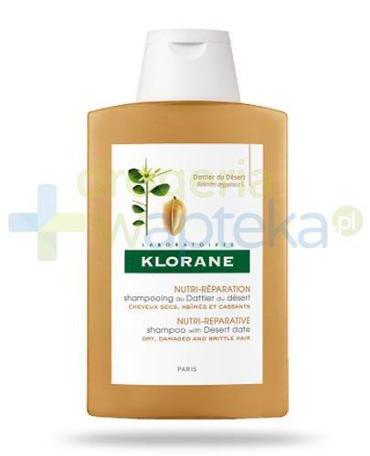 Klorane szampon na bazie wyciągu z drzewa egipskiego 400 ml