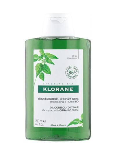 Klorane szampon z organiczną pokrzywą 200 ml