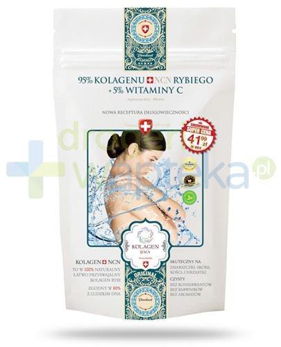 Kolagen NCN Młodość 95% kolagenu + 5% witamina C proszek 100 g