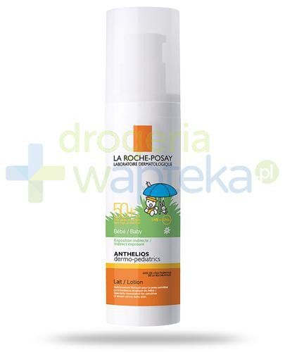 La Roche Anthelios Dermo-Pediatrics Baby SPF50+ mleczko do ciała dla dzieci 50 ml + Posth...